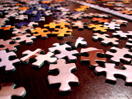 fun activities for seniors jigsaw