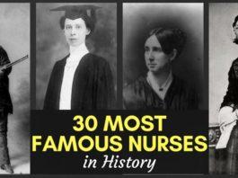 famous nurses