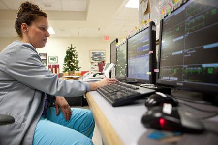 monitor technician