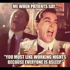 nursing humor night shift