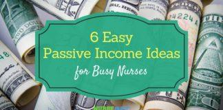 passive income for nurses