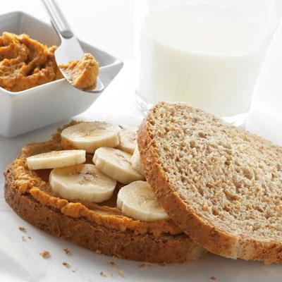 Nut Butter Sandwich