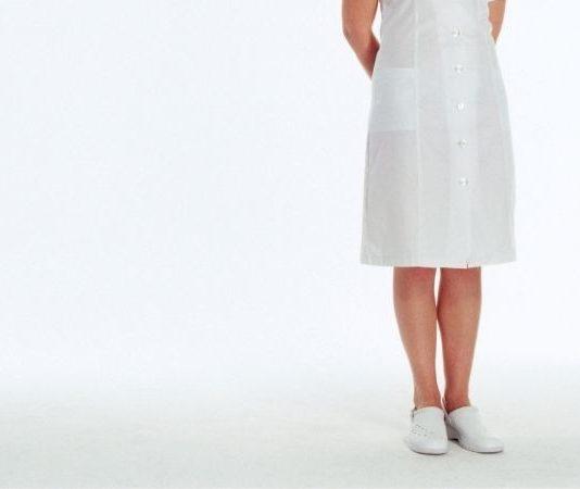 nursing shoes for flat feet