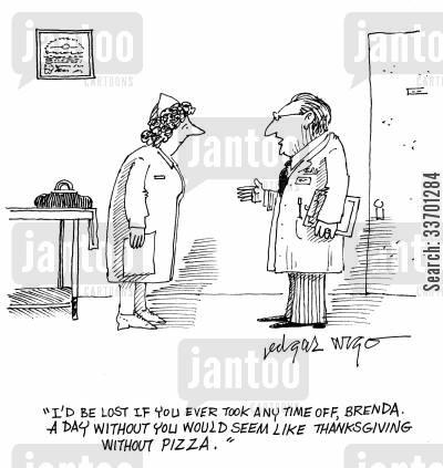 funny thanksgiving cartoon