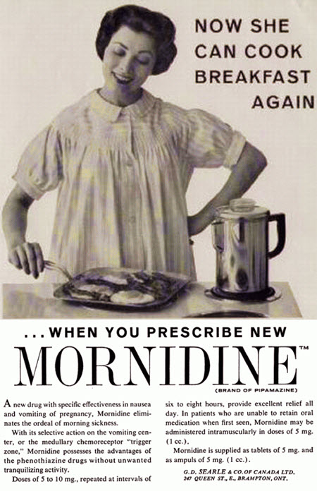 mornidine