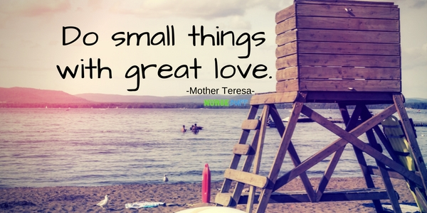 Todays Quote About Love Pleasing Today's Quote Small Things  Nursebuff