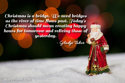 Inspirational Christmas Quotes: 14 Christmas Quotes For Your Loved Ones