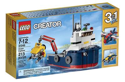 lego creator ocean explorer