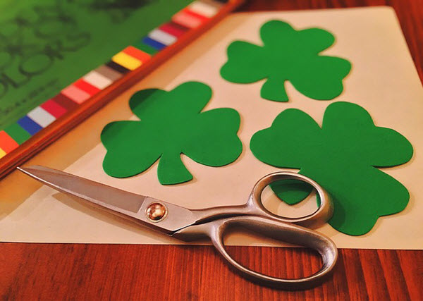 diy st patricks day decors