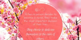 nurse quote nurse dedication
