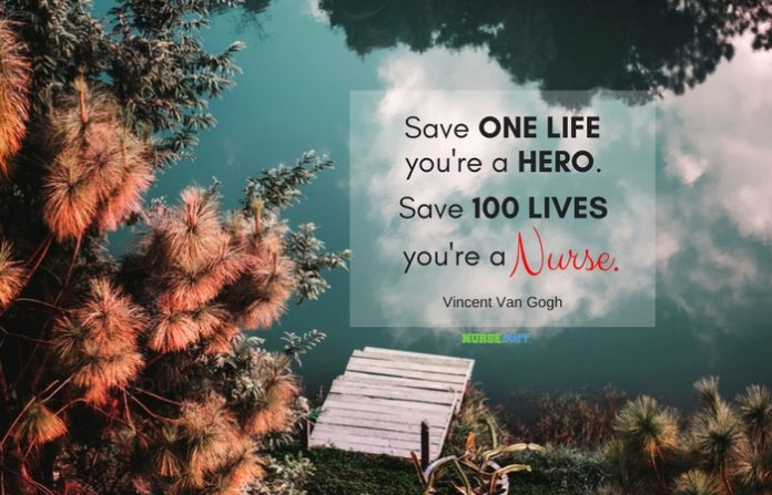 TODAY'S QUOTE: Save 100 Lives