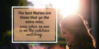 nursing quotes best nurses