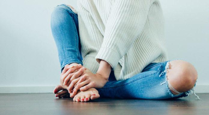 nurse feet