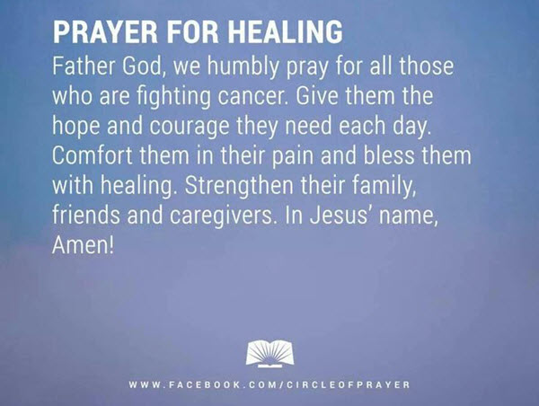 How to Pray for Healing in Jesus Name
