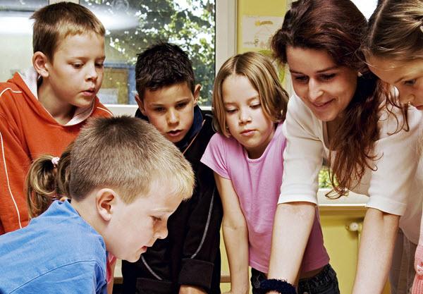 educate kids