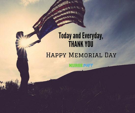 greetings for memorial day