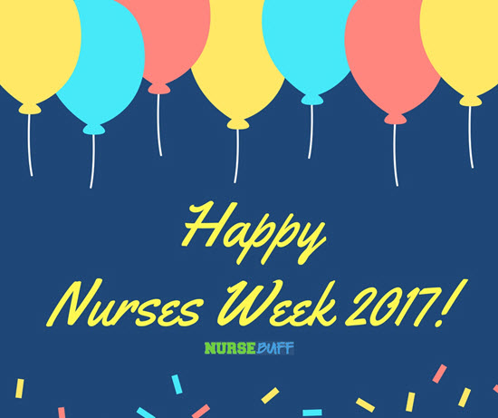 happy nurses week cards
