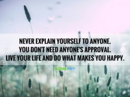 nurse quote live your life