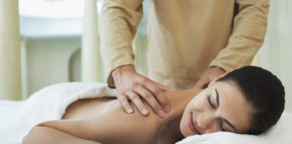 relaxing massage techniques