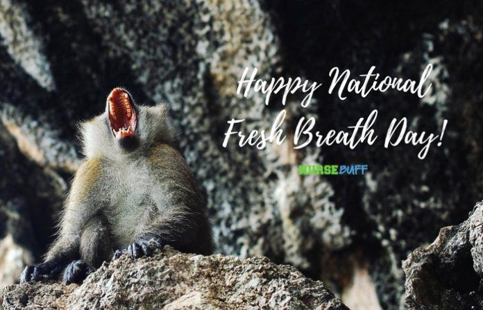 national fresh breath day