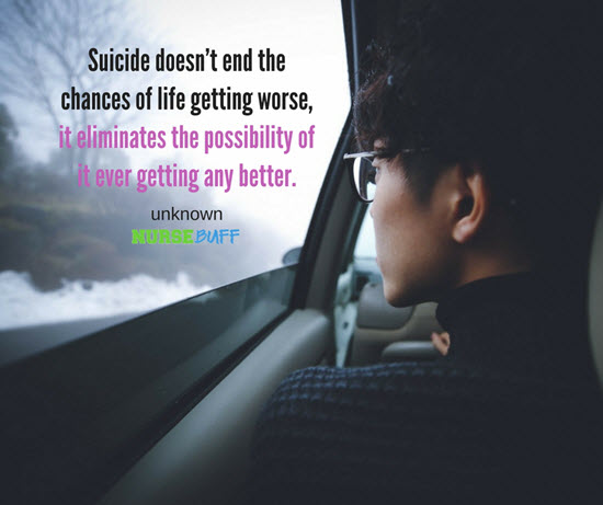 Suicide Quotes For Teen Girls: 15 Inspiring Quotes For Suicide Prevention Week