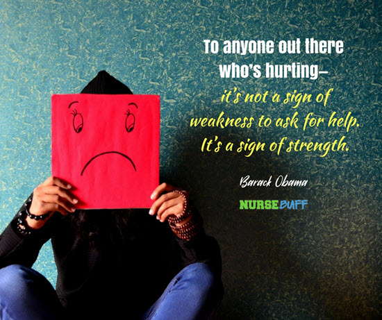 Suicide Prevention Quotes Fascinating 15 Inspiring Quotes For Suicide Prevention Week  Nursebuff