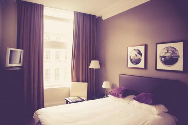 dark curtains best sleep aids