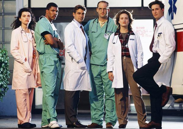 er medical tv shows