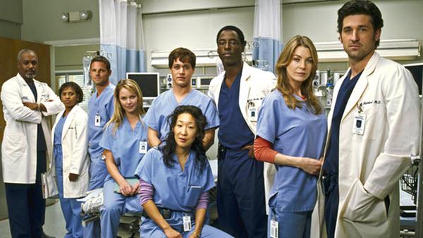 greys anatomy medical tv shows