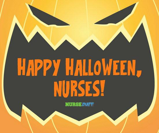 halloween greetings for nurses