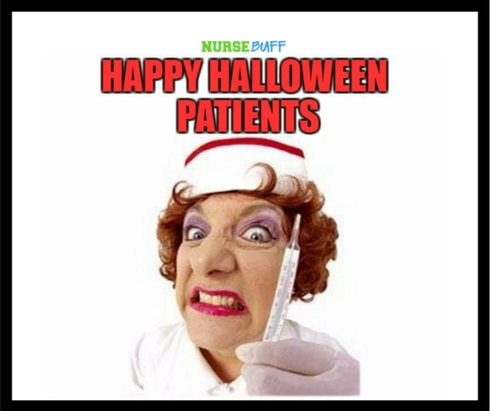 halloween greetings nurses