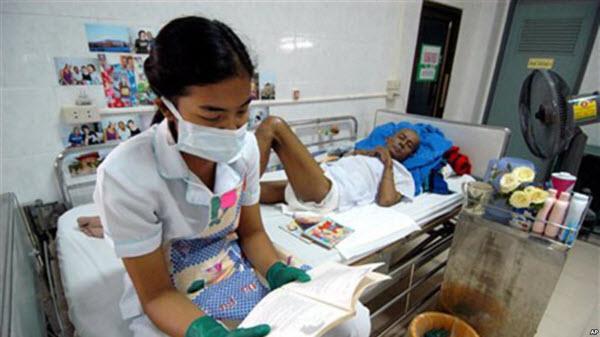 hiv aids patient
