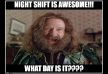 night shift memes