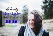 nurse quote good heart