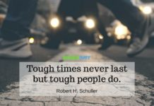 nurse quote tough people