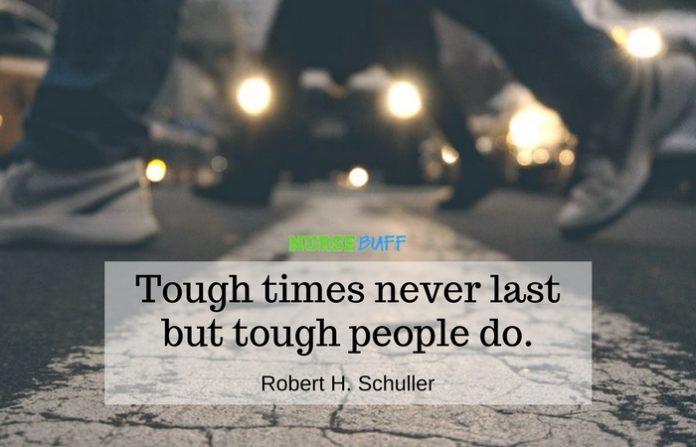 nurse quote tough people