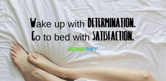 nurse quote determination and satisfaction