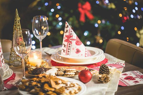 christmas dinner story