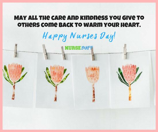 happy nurses day cards