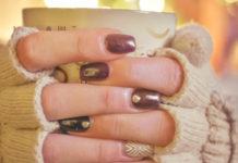 christmas nail designs for nurses