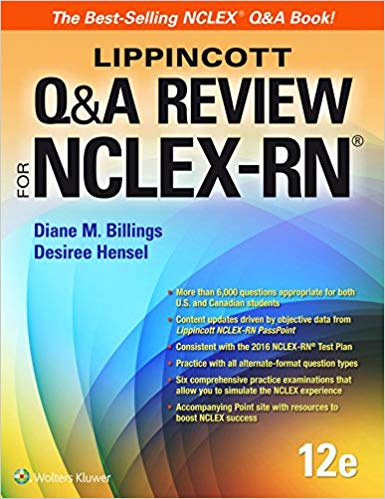 lippincott nclex review