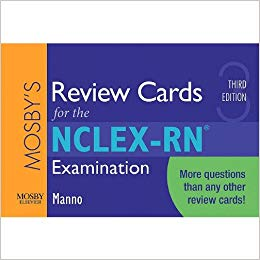 mosbys review cards