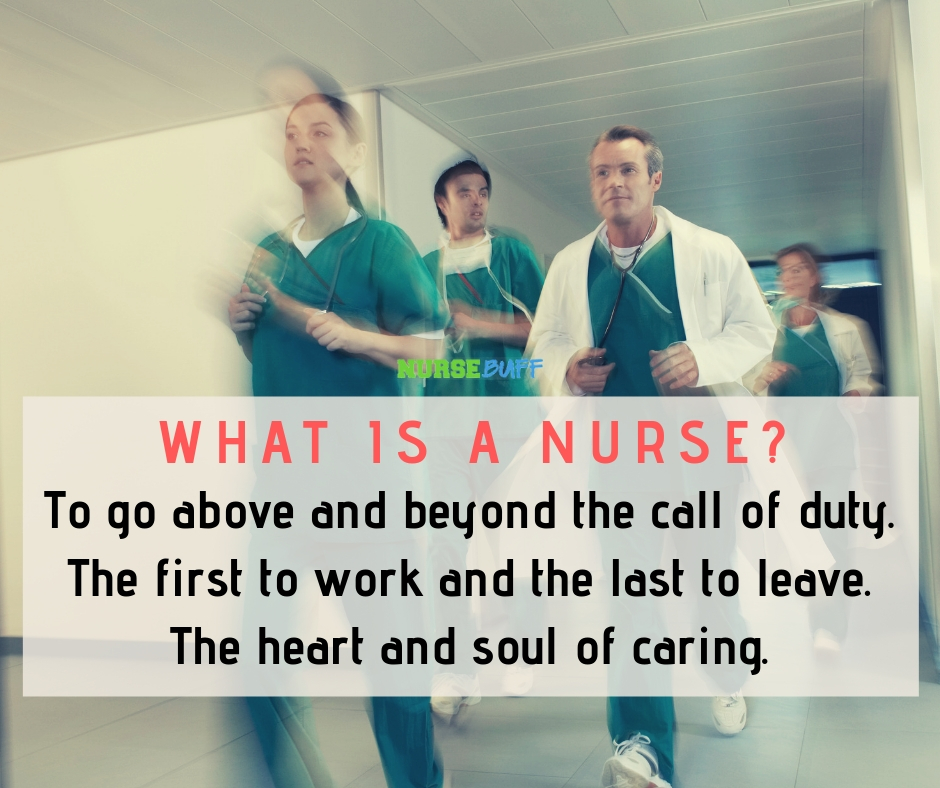 what is a nurse quotes