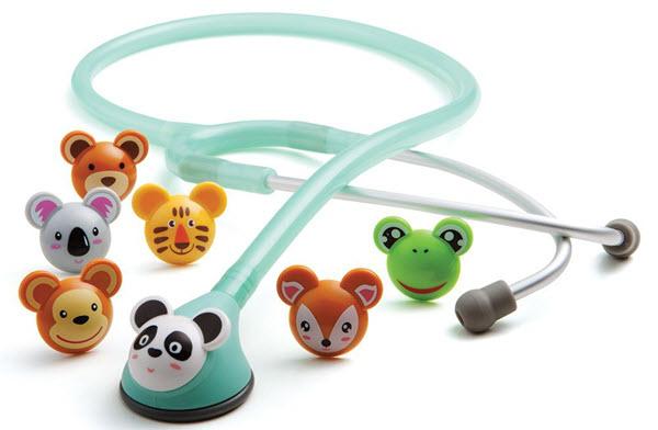 adc adscope adimals 618 pediatric stethoscope