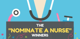 the nominate a nurse winners