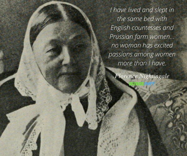 florence nightingale funny quotes