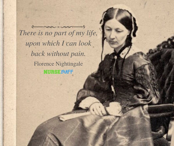florence nightingale pain quotes