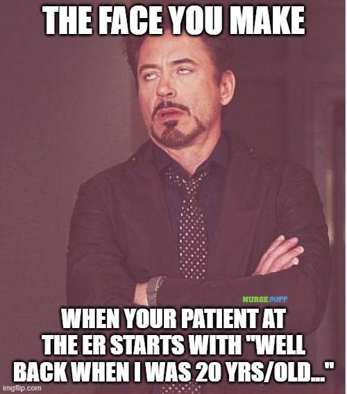 er nurse er patient meme