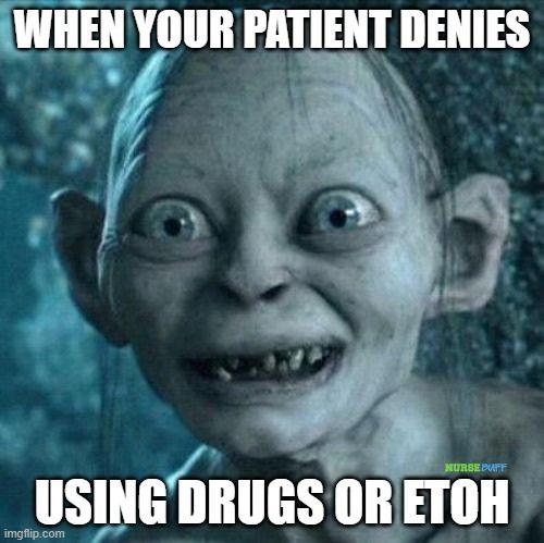 er nurse patient meme