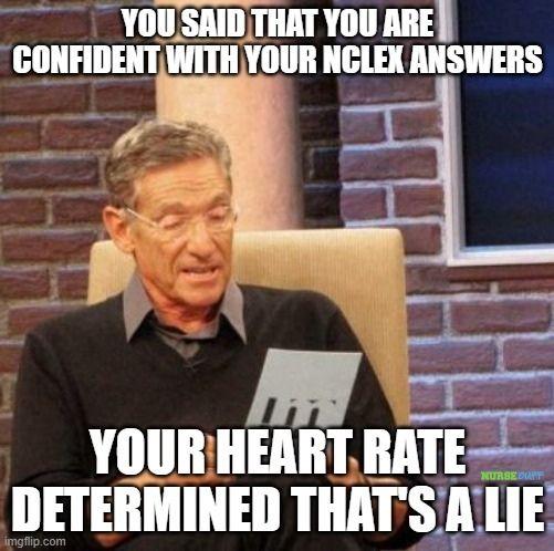 nclex confident memes